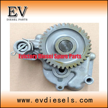 Mitsubishi engine parts 6D31 6D31T 6D34 6D34T oil pump ME014230  For Kobelco Excavator (China (Mainland))