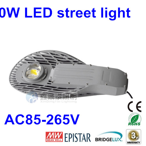 2 pcs/lot Led street light 80W led street pole ligh led outdoor lighting lamp AC85V-265V led road lights free shipping(China (Mainland))