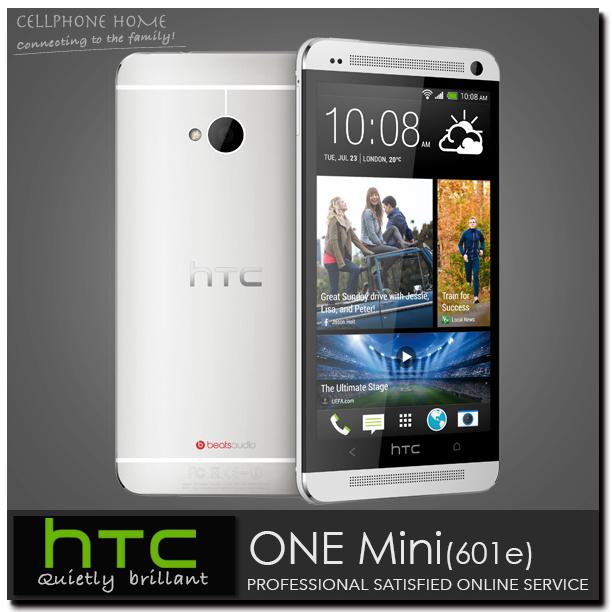 Original HTC ONE MINI 601e M4 Unlocked Qual-Core 16GB Mobile phone 4.3 inch 4MP WIFI WCDMA Android Smartphone(China (Mainland))