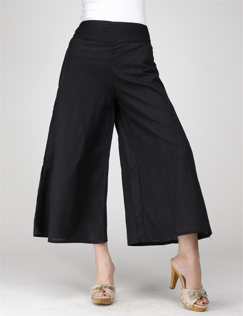 Plus size drawstring dress pants