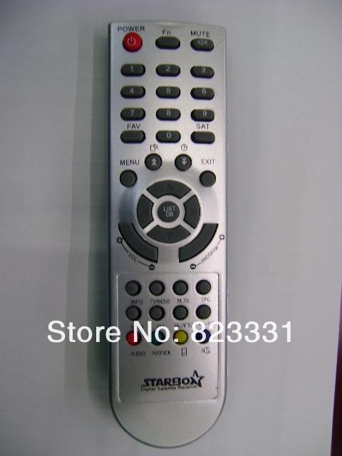 Free shipping SET-TOP-BOX  STAR BOX Digital Satellite Receiver remote control