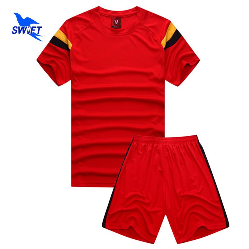 Wholesale Customize Football Kit 2016 2017 Soccer Set Breathable Soccer Jerseys Shirt Euro Football Tracksuit Cheap Uniforms Men(China (Mainland))