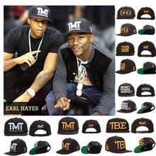 2015 TMT - The Money Team pacquiao boxer mayweather hip-hop Snapback baseball champions cap(China (Mainland))