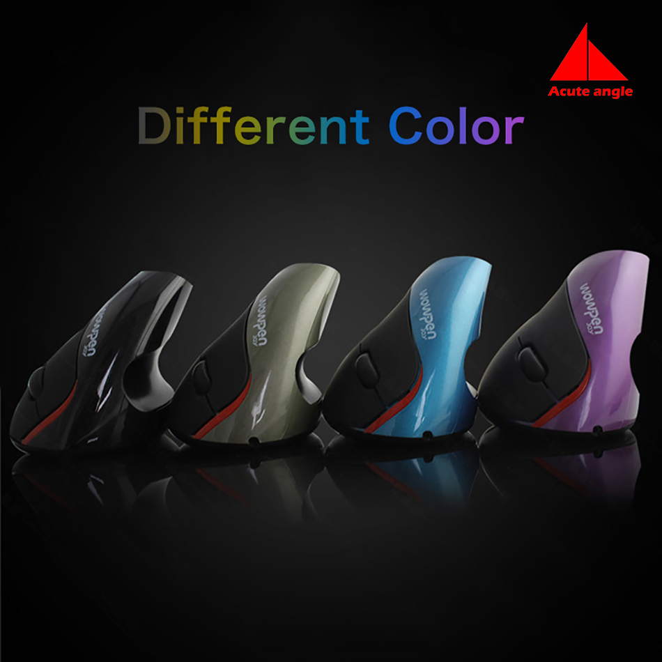 Rechargeable Wireless Mouse 1000 DPI 2.4G High Performance(China (Mainland))