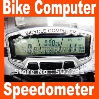 купить  Датчик скорости для велосипеда Bike Computer 28 Speedometer  недорого