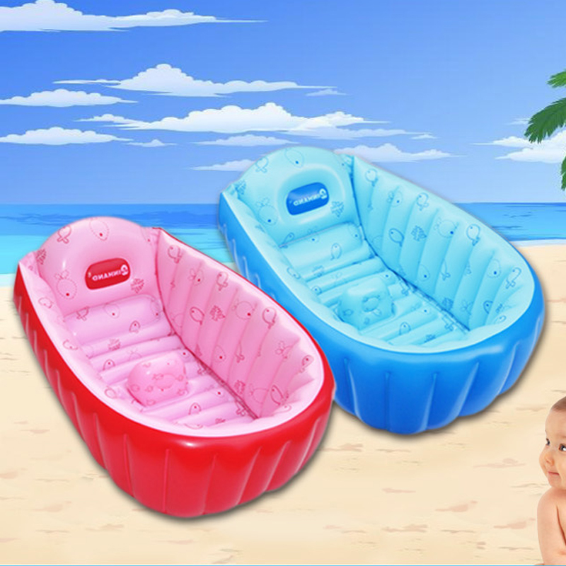 Home Uee Baby's Swimming Pool PVC Inflatable Square Swim Bathing Pool Seats Stand Inflatable Swimming Pool Thicken And Safety(China (Mainland))