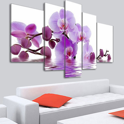 accessoires wandbilder fuer wohnzimmer
