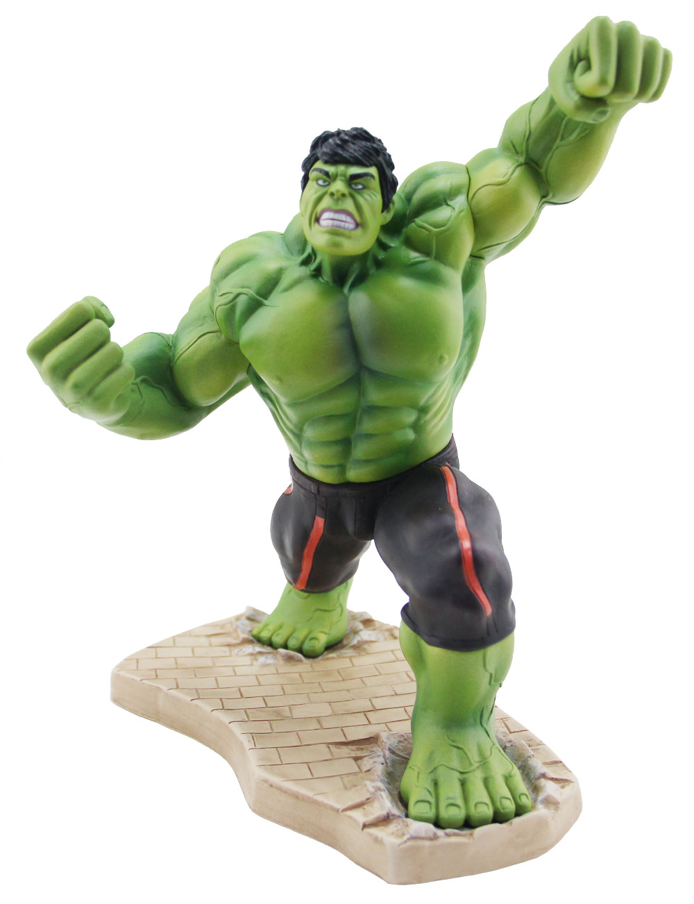 NEW hot ! 20cm avengers Super hero hulk pvc action figure toys Christmas gift doll