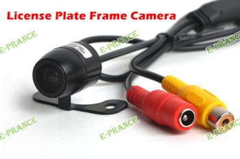 New 2014 Parking Car Monitor Camera Rear View License Plate Frame Camera+170 Wide Degree+Waterproof+Free Shipping OT15