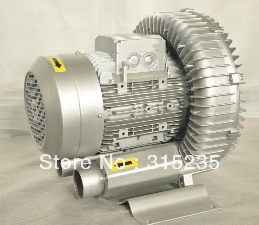 5.5Kw industrial vacuum pump ring blower vortex air blower for waste water treatment(China (Mainland))