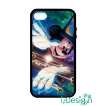 Fit for iphone 4 4s 5 5s 5c se 6 6s plus ipod touch 4/5/6 back skins cellphone case cover Mickey Mouse Fantasia