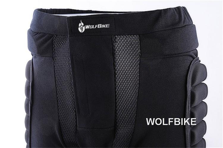 Слон wolfbike Черный короткий защитный для бедер и ягодиц колодки лыжи коньки HTB1oD5qGXXXXXXRXpXXq6xXFXXXJ