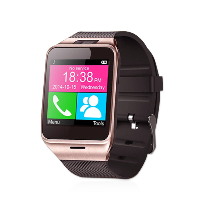 Smartwatch Gv18 Bluetooth Health  Mp3 Waterproof Pedometer Wearable Device With