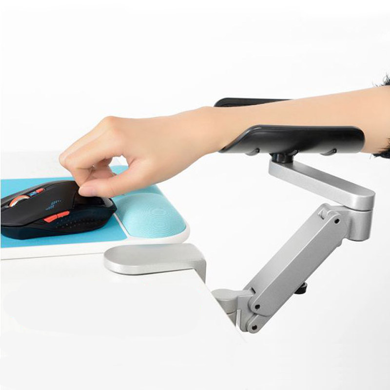 As Seen On Tv Computer Desk Armrest Lapdesk Hand Bracket
