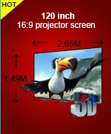 Новейшие CHEERLUX С6 оригинал УНИК мини-проектор Пико портативный 3D-проектор HDMI домашний кинотеатр Proyector Бимер Мультимедиа видео