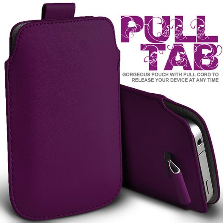HIGH QUALITY PU Leather Pull Tab Sleeve Pouch Bag Case Cover For EXPLAY ATOM Cell Phone(China (Mainland))