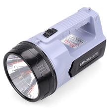 Buy Super bright outdoor handheld linterna 5W 1300mAH battery capacity led light rechargeable searchlight hunting YD-6652 for $44.36 in AliExpress store