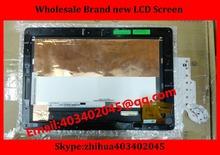 Бесплатная доставка For A устой Pad TF300 TF300T 5158N жк-дисплей панели с сенсорным экраном замены дигитайзер ассамблеи N101ICG-L21