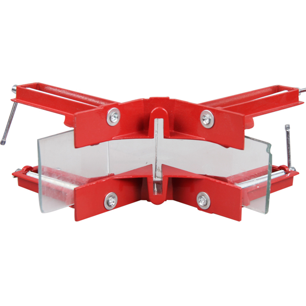 90 Degree Right Angle Clip Picture Frame Corner Clamp Woodworking Hand Tool Kit Free ShippingFree Shipping