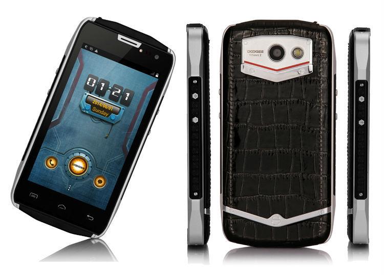 Original Doogee DG700 TITANS2 IP67 Waterproof Android Mobile Phones MTK6582 Quad Core Smart Phone 1GB RAM 8GB ROM Free Shipping(China (Mainland))