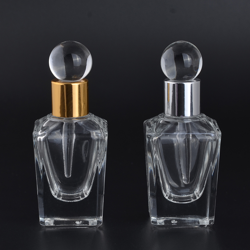 MUB - Fashion Glass Dropping Bottles 15ml Personality Empty Essential Oils Perfume Bottle(China (Mainland))
