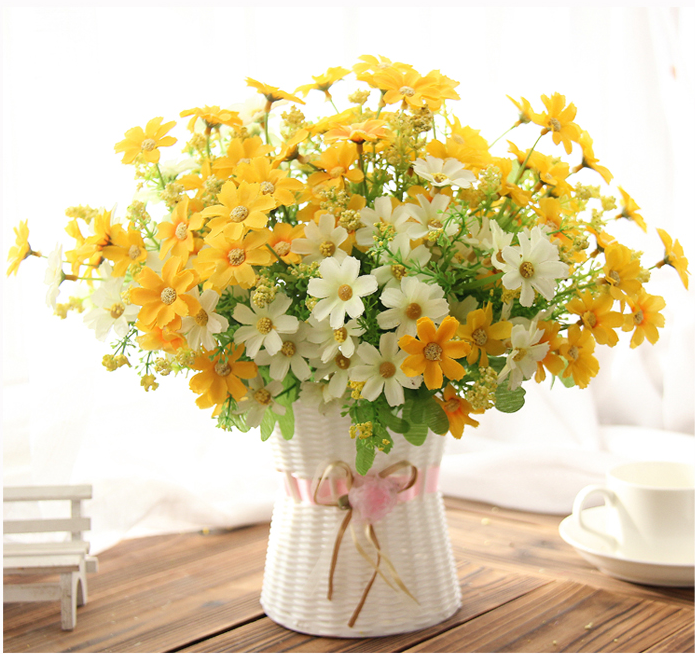 Online buy wholesale sunflower types from china sunflower for Angela florist decoration