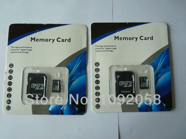 (Best seller !) Wholesales- 32GB class 10 micro sdhc card from manufacturer +Free adapter - free shipping(China (Mainland))