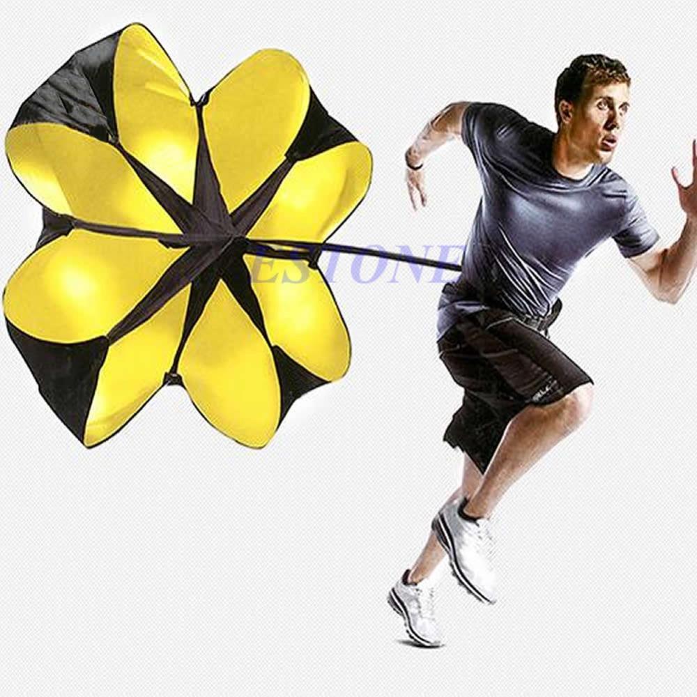 "New 56"" Sports Speed running power Chute resistance exercise training parachute(China (Mainland))"