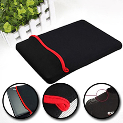 Гаджет  Drop shipping sleeve case bag for 7  8  9  10 inch tablet pc MID Notebook Soft Protect Cloth Bag Pouch Cover None Компьютер & сеть