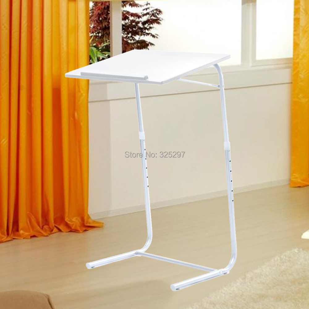 Portable Laptop Desk Folding Laptop Table Stand Computer Notebook Bed