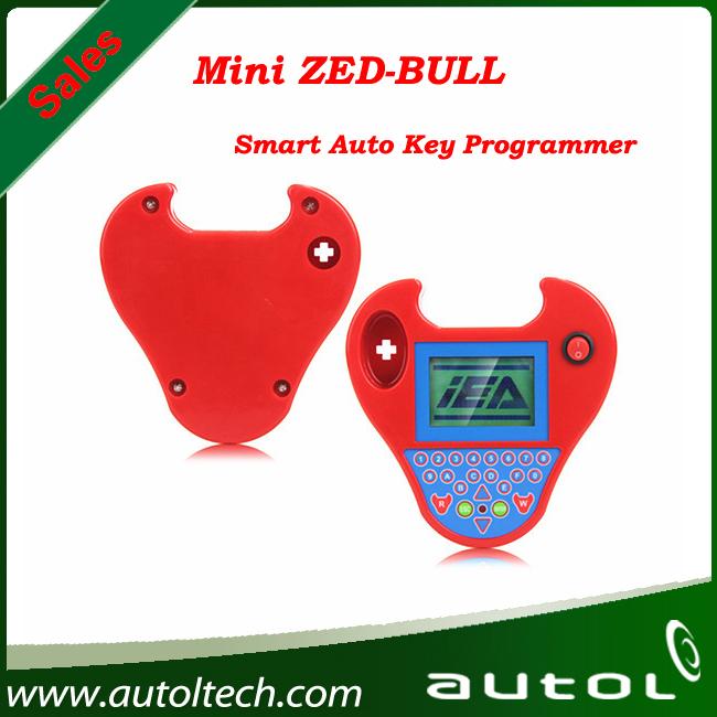 Newly SMART Zed-Bull ZEDBULL Key Programmer zed bull Transponder Clone Key Programmer NO TOKENS NO LOGIN CARD Free CNP(China (Mainland))