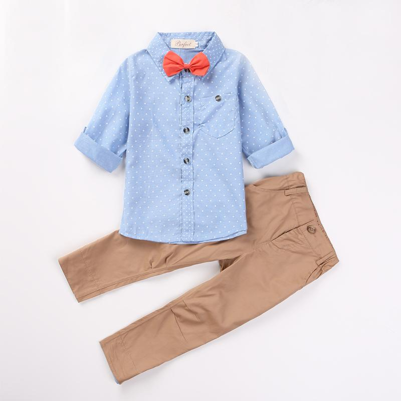 Boys' Shirts Introducing our extensive range of shirts – with a plethora of styles and designs, in as many colours, there is a shirt for every occasion to be found. With a shirt comes the need for accompanying neckwear; and for this we offer sets with ties and bow ties.