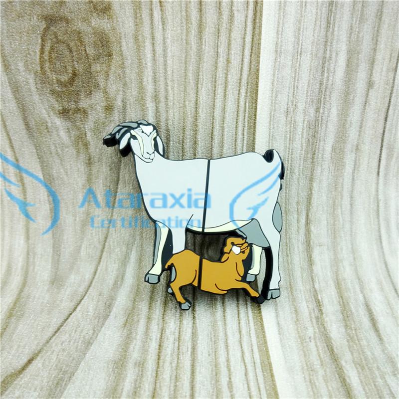 Memory card Sheep U disk Cartoon USB Flash Drive mother sheep Pendrive 4gb 8gb 16gb Pen Drive 32gb 64gb usb flash memory(China (Mainland))