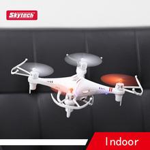 Newest Skytech 2.4G M62 M62R 4CH Remote Control mini Quadcopter RC Drone With 0.3M Camera 6-Axis Gyro VS syma X5C x5sw MINI Toy