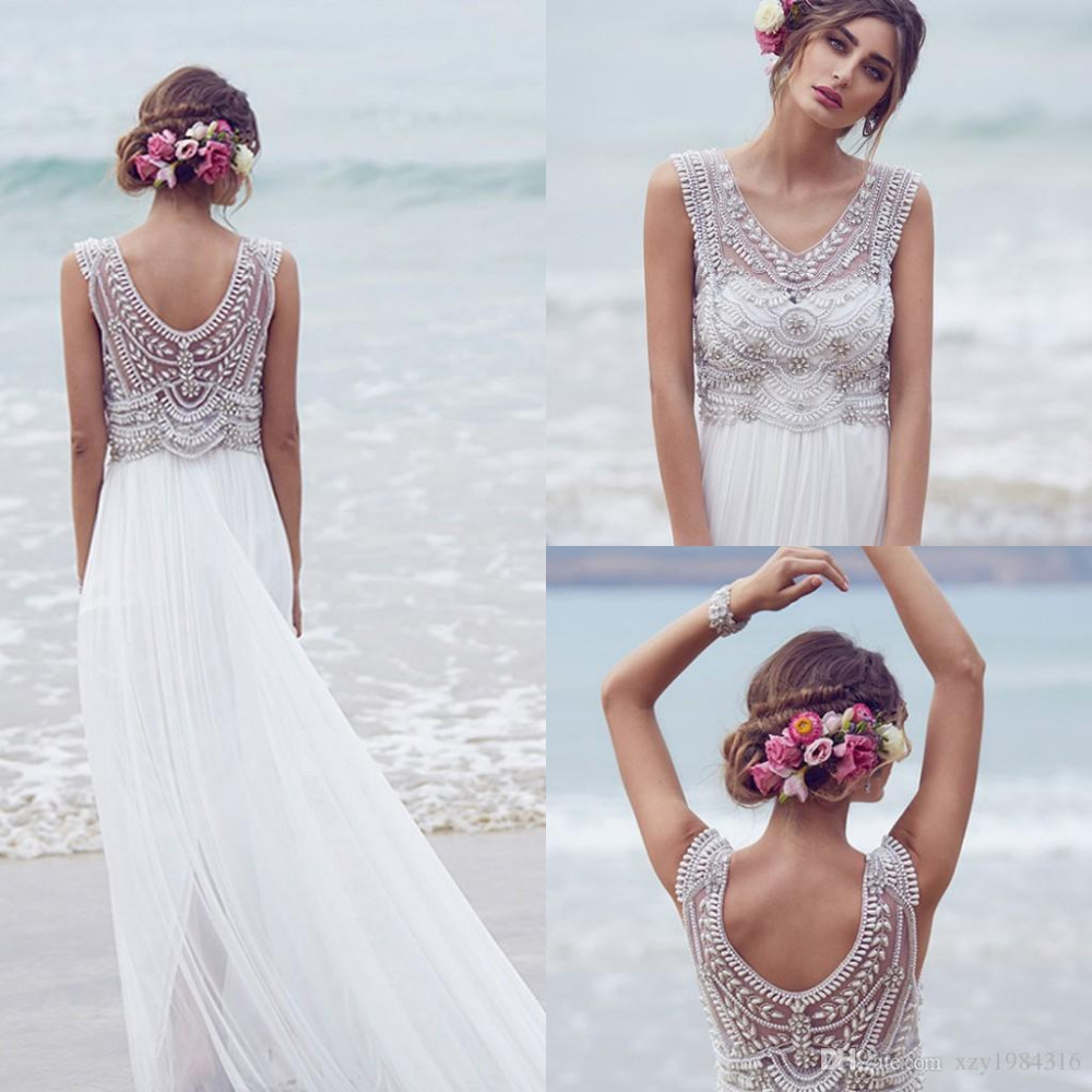 Online buy wholesale beach wedding gowns from china beach for Buy beach wedding dress