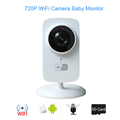 2016 New baby camera 1 0megapixels CMOS camera IR night vision 2 way talk Motion Detection