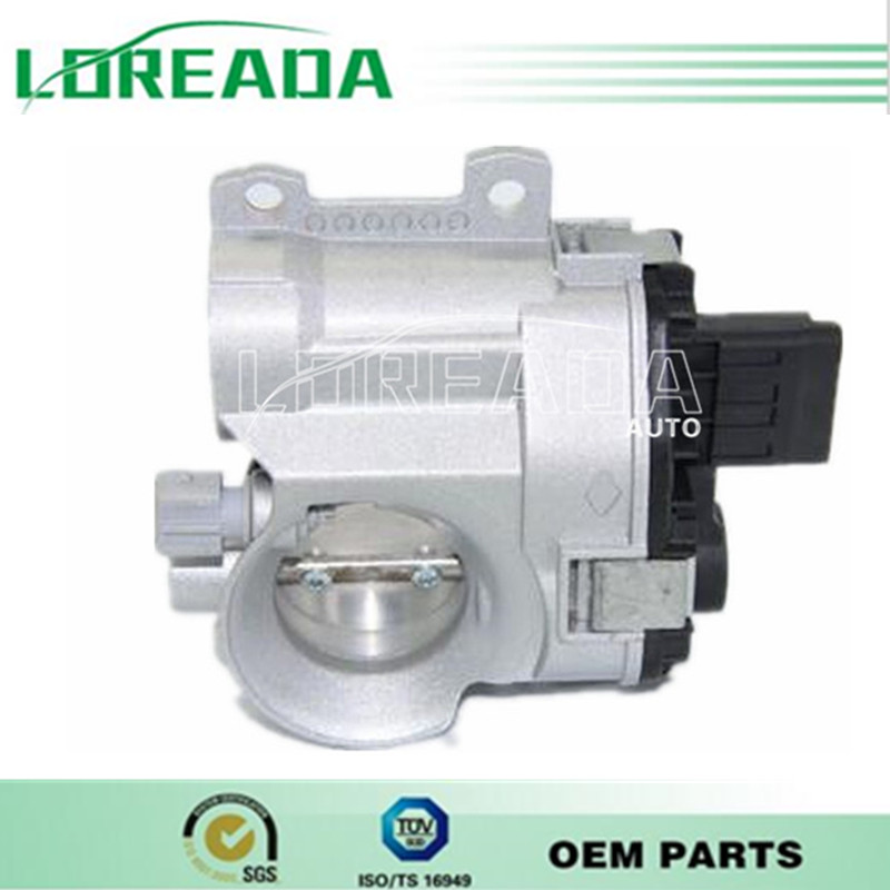 Brand New Throttle Body Assembly for Renault clio 1.2 01-04 1.6L 1598CC 98Cu. In. l4 GAS DOHC Naturally Aspirated OEM quality(China (Mainland))