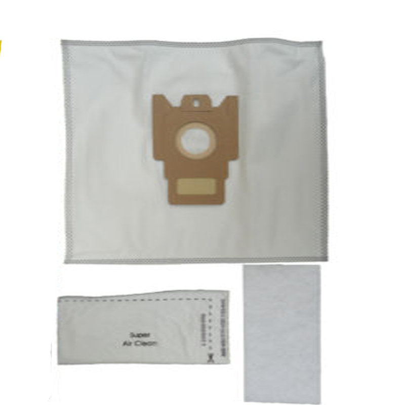 Cleaner dust bag for miele home use two filters including(China (Mainland))