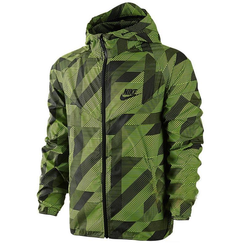 Original NIKE men's jacket Hoodie sportswear - GlobalSports Store store