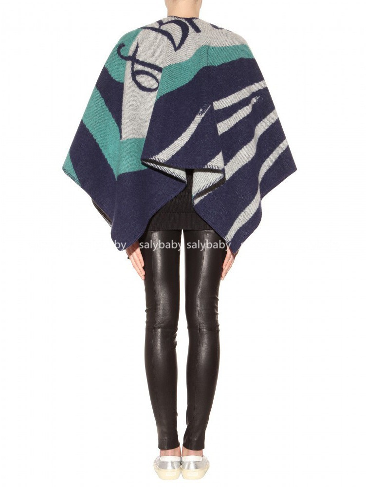 Letter Cashmere Poncho Infinity Blanket Scarf Cloak Scarves and Stoles Shawls Pashmina Winter Womens Scarfs Fashionable
