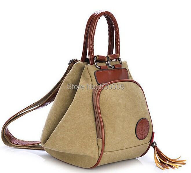 Classic trend of the four seasons all-match womens handbag canvas bag one shoulder cross-body portable multifunctional bag<br><br>Aliexpress