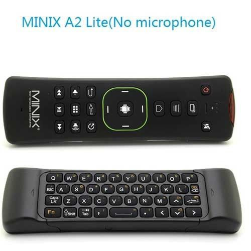 MINIX NEO A2 Lite 2.4G Wireless Air Mouse Keyboard Remote Media Player PC TV BOX(China (Mainland))