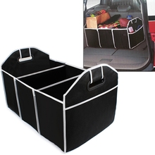 Car Trunk Organizer Car Toys Food Storage Container Bags Box Styling Auto Interior Accessories Supplies Gear Products #EA10405(China (Mainland))