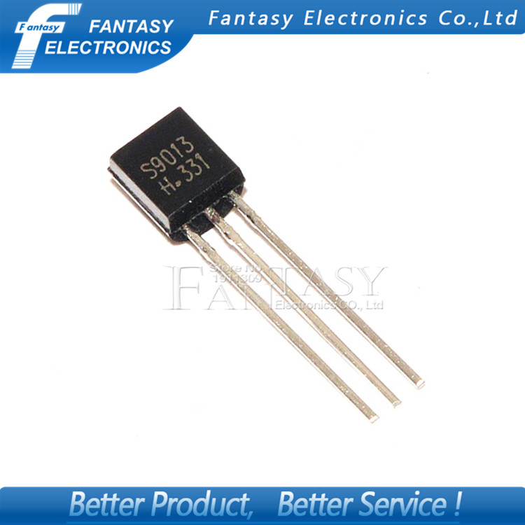100PCS S9013 TO-92 9013 TO92 new triode transistor free shipping(China (Mainland))