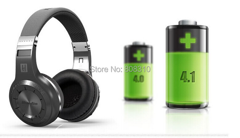 Bludio Wireless Stereo Bluetooth Headset Sport Earphone Bluetooth 4.1 Support 4 Languages Free Shipping(China (Mainland))