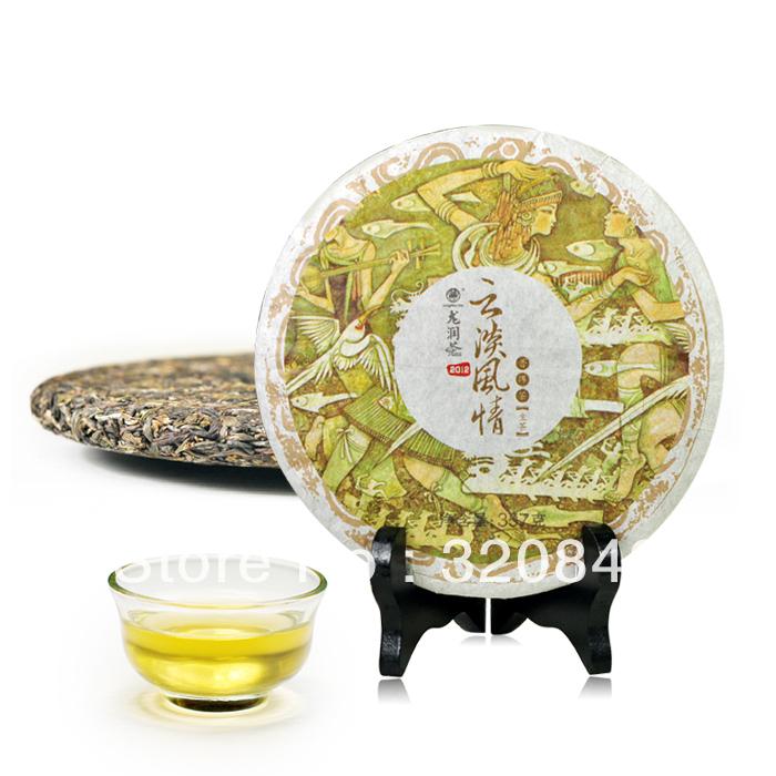 free shipping new  premium grade Pu er Puerh tea yunnan Puer tea Chinese tea  357g,green and health pu erh<br><br>Aliexpress