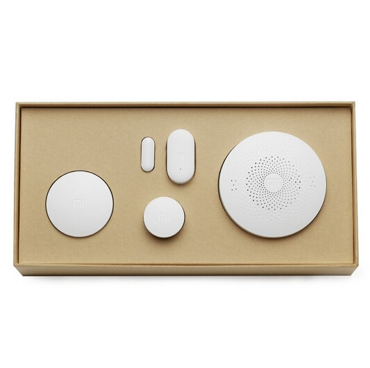 original xiaomi smart home devices set multi functional gateway door window sensors human body. Black Bedroom Furniture Sets. Home Design Ideas