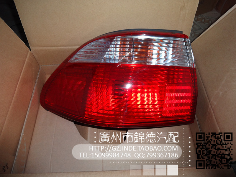 Supply FOR 1998 1999 2000 2001 2002 HONDA ACCORD High Quality Tail Light Tail Lamp(China (Mainland))