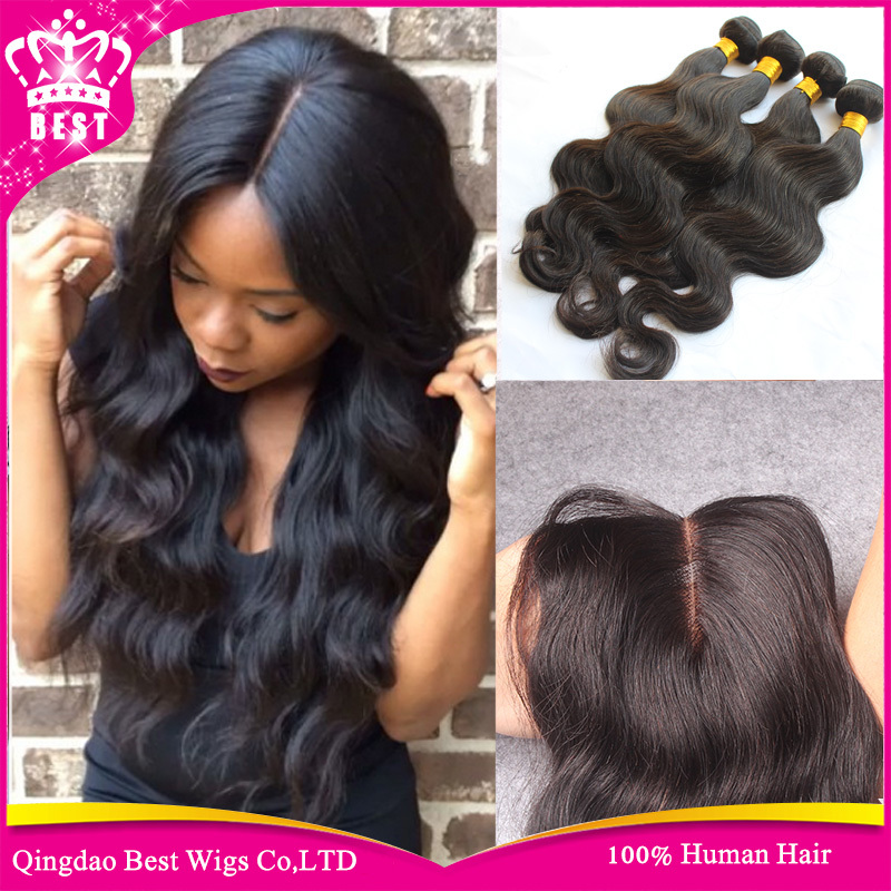 Brazilian Weave With Closure 61