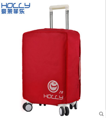 trolley accessories protection luggage bag travel dust cover oxford fabric waterproof wear-resistant thickening luggage cover(China (Mainland))